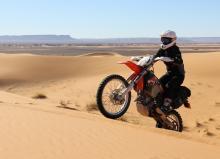 Morocco KTM Sena SF4