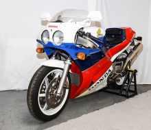 Bonhams Summer Sale auction Honda RC30