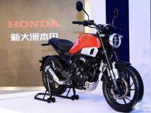 Honda CBF190TR