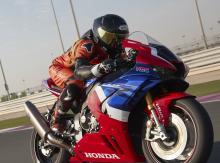 Honda CBR1000RR-R SP Visordown Review