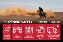Triumph Dealerships Guidelines
